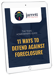 11 way to defend against foreclosure